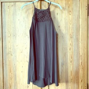 Comfy Strappy Dress